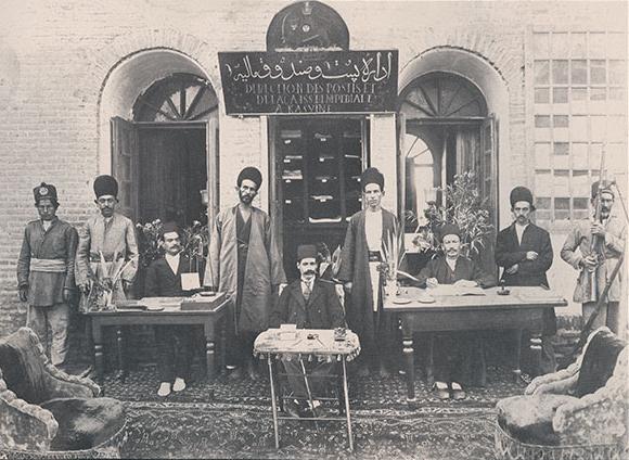 پست در ایران (دوره قاچاریه)