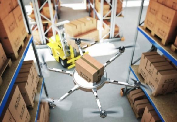 لجستیک رباتیک